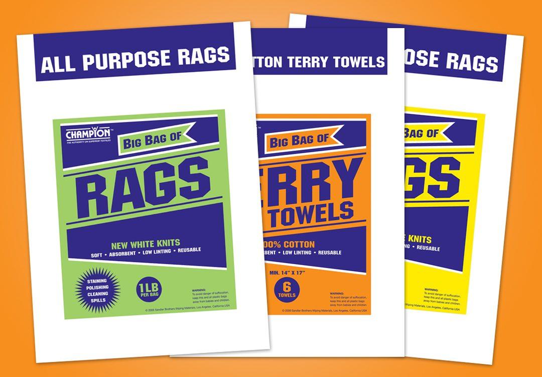 Champion Bag of Rags