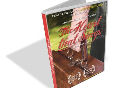The Heart That Sings DVD