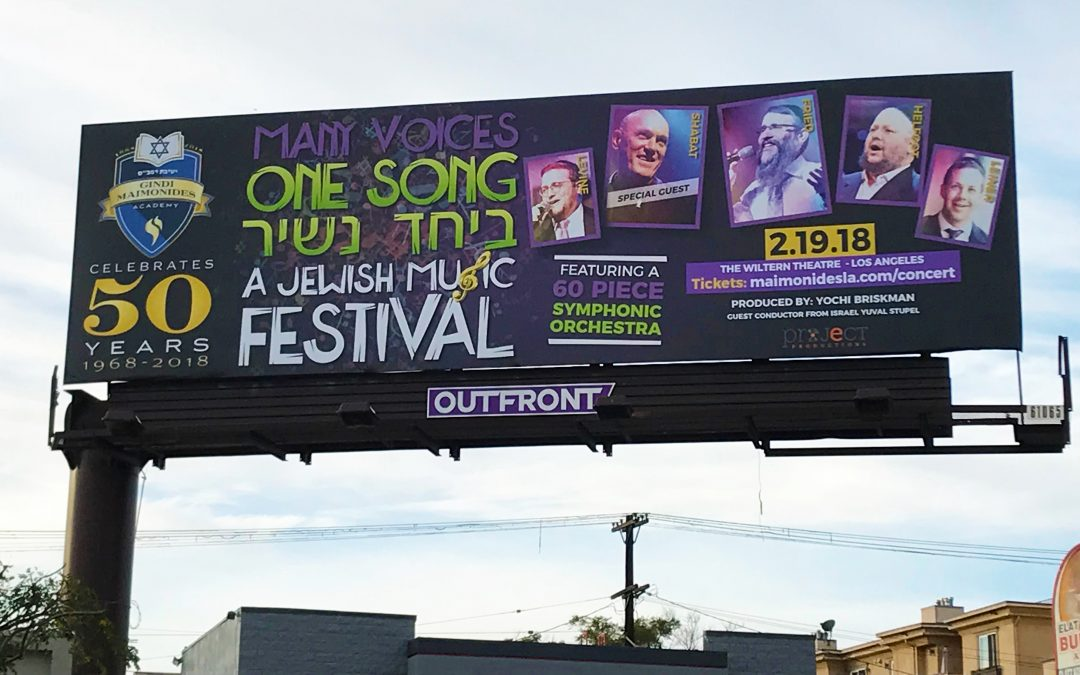 Many Voices – One Song Music Festival